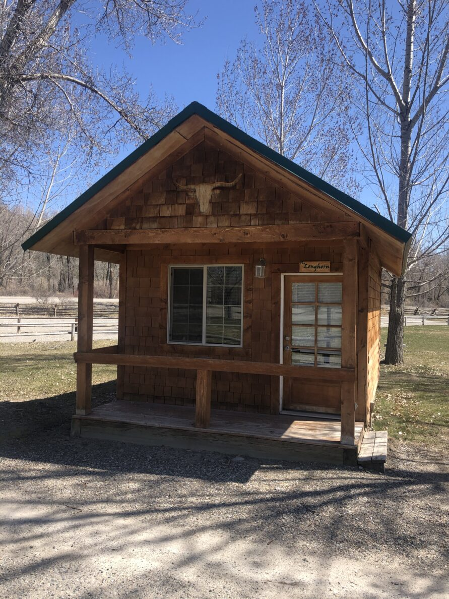 Longhorn Cabin